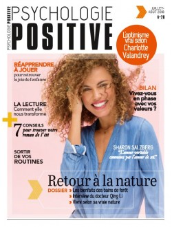 Psychologie Positive n°20