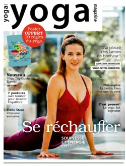 Yoga magazine - Abonnement Essentiel - 1 an - 6 n° - Reste du monde & TOM