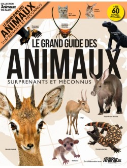 Le Grand Guide des Animaux