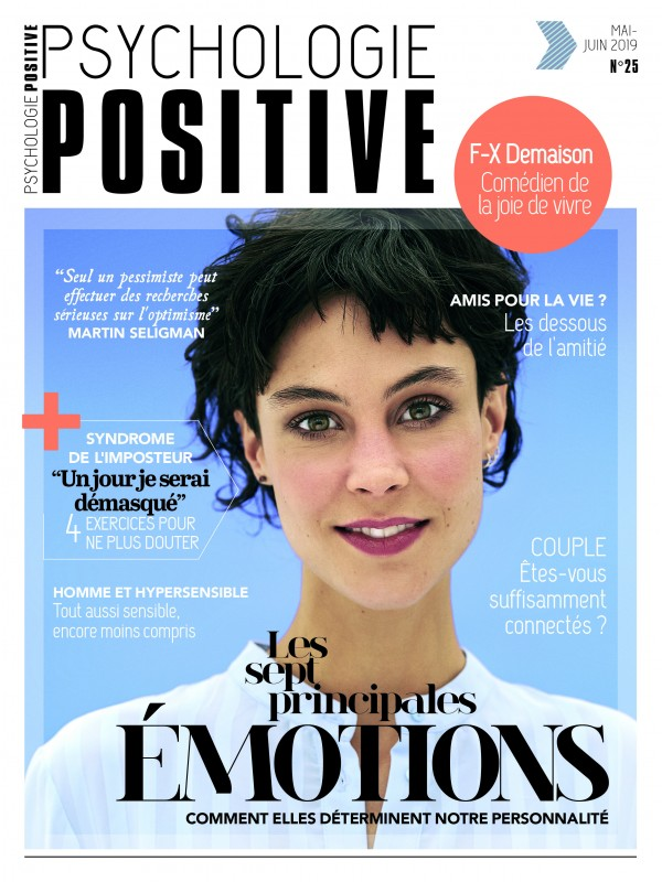 Psychologie Positive n°25