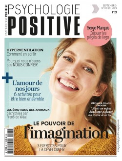 Psychologie Positive - Abonnement Essentiel - 1 an - 6 n° - Reste du monde & TOM