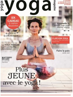 Yoga magazine - Abonnement Essentiel - 1 an - 6 n° - Europe & DOM