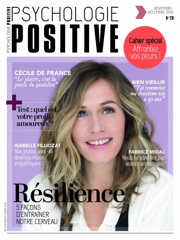 Psychologie Positive n°28 - Pocket