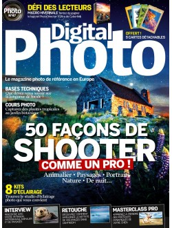 Digital Photo - Abonnement Fidélité - 2 ans - 12 n° - Europe & DOM