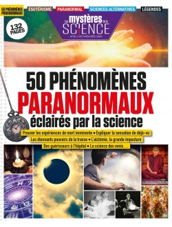 50 phénomènes paranormaux