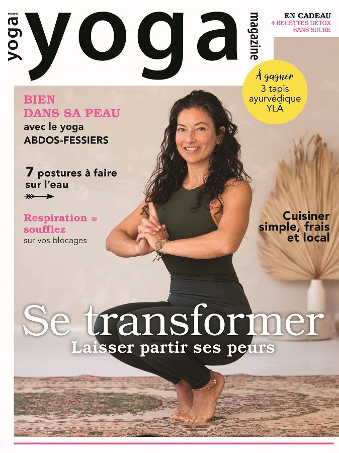 Yoga magazine - Réabonnement